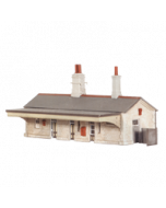 Model kit N: GWR Station Building