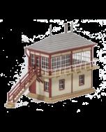 Model kit N: Midland Signal Box