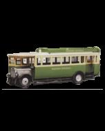 Model kit OO: 1927 Maudslay ML 3 Bus - Western National livery