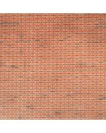 Red brick builders sheets - Metcalfe - PN100