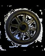 P4 Wizard Wheels - 12mm open spoke