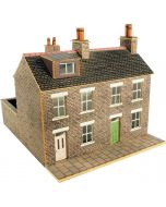 Model kit N: stone built terraced Houses - Metcalfe - PN104