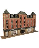 Model kit N: Low relief department store - Metcalfe - PN179
