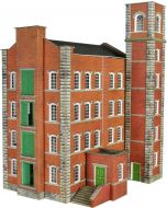 Model kit N: Warehouse - Metcalfe - PN182