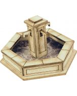Model kit OO/HO: Stone Fountain - Metcalfe - PO522