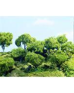Three Hardwood Trees Woodland scenics TK25