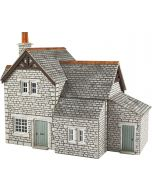 Model Kit OO - Gardeners cottage - Metcalfe - PO258