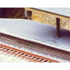 Model kit N: Platform ramps