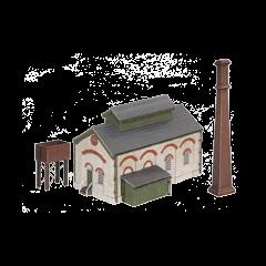 Model kit N: Pump or boiler house