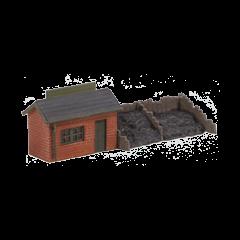 Model kit N: Coal Depot