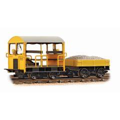 Wickham Type 27 Trolley Car BR Engineers Yellow