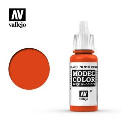 Orange Red - Vallejo 70.910 -  Acrylic Paint