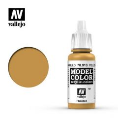 Yellow Ochre- Vallejo 70.913 -  Acrylic Paint