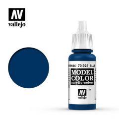 Blue - Vallejo 70.925 -  Acrylic Paint