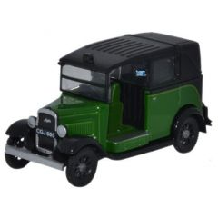 Austin ATV low loader Taxi - Westminster green - Oxford Diecast - scale OO