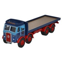 Atkinson 8 wheel flatbed Tennant transport - Oxford Diecast - OO scale