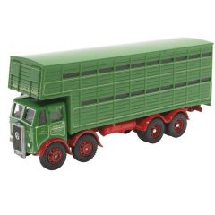 Atkinson 8 wheel cattle truck - Oxford Diecast - OO scale