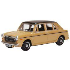 Austin 1300 - harvest gold - Oxford Diecast