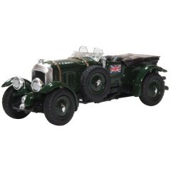 Bentley Blower convertible - Oxford Diecast - OO scale