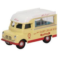 Bedford CA - Ice Cream - Hockings - Oxford Diecast - OO scale