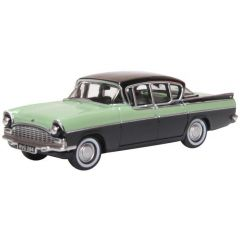 Vauxhall Cresta - green - Oxford Diecast - OO scale