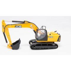 JCB JS220 tracked excavator - JCB - Oxford Diecast - OO scale