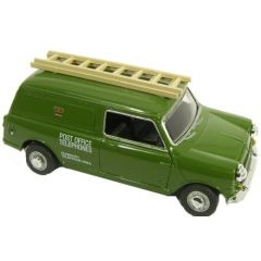 Mini van Post Office Telephones - Oxford Diecast - OO scale