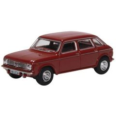 Austin maxi -red - Oxford Diecast - OO scale