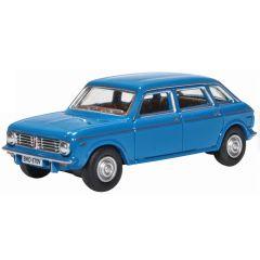 Austin maxi -blue - Oxford Diecast - OO scale
