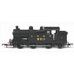 LNER Class K85 / N7 - model stoom locomotief - met geluid - Oxford Rail