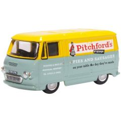 Commer PB Van - Pitchford - Oxford Diecast - OO scale