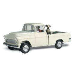 Hall and duke pick-up truck - Woodland scenics AS5521