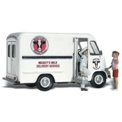 Mickeys Milk Delivery - Woodland scenics AS5529