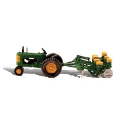 Tractor and planter - Woodland scenics AS5565
