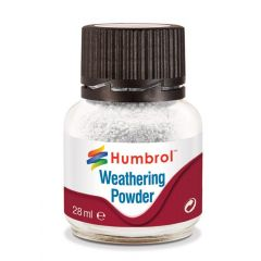Humbrol Weathering Powder White - 28ml
