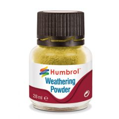 Humbrol Weathering Powder Sand - 28ml