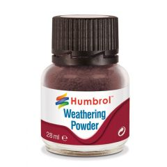 Humbrol Weathering Powder Dark Earth - 28ml