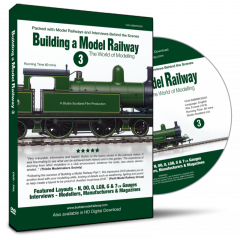 DVD - Building a Model Railway - Part 2