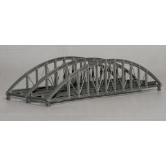Model kit 00: double track bowstring bridge