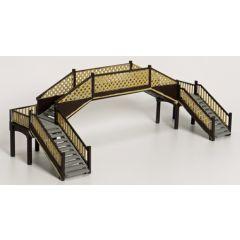 Model kit 00: Footbridge GWR style