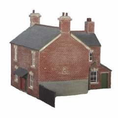 Model kit OO: semi-detached houses