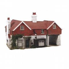 Model kit OO: Black Horse Inn