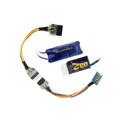 Zen 6 and 8 pin versatile wired 2 Function with Stay Alive - DCC concepts