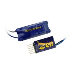 Zen 6 pin Direct 2 Function with Stay Alive - DCC concepts