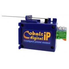 Cobalt iP digital - DCC concepts - turnout motor / point motor