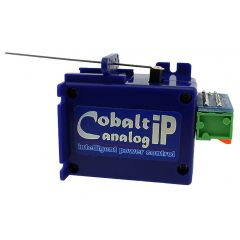 Cobalt iP analog - DCC concepts - turnout motor / point motor