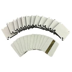 Cobalt mounting foam pads - 12 pack - DCC concepts