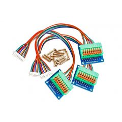 Cobalt-S Solder-Free Harness (3 Pack) - DCC concepts - point lever - signal lever