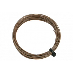 6m brown decoder wire - DCC concepts