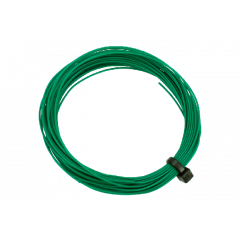 6m green decoder wire - DCC concepts
